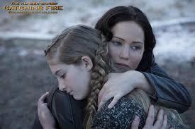 Katniss and Primrose Everdeen