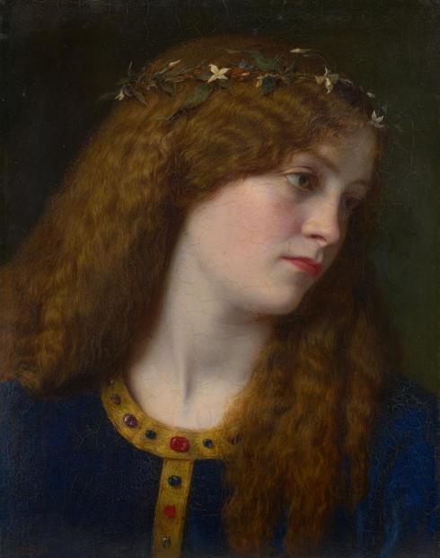 La Belle Yseult by John Bedford